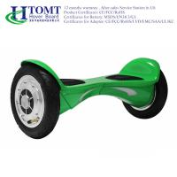 Wholesale Smart Balance Scooter Hoverboard 2 Wheel Electric Self Unicycle Balancing Scooter CE 4.4AH from china suppliers