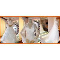 Wholesale Wedding Dress / Cathedral Train Skirt (TS-0005) from china suppliers
