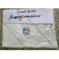 Wholesale Prohormones Steroids Methylstenbolone CAS 5197-58-0 for Mass Gains from china suppliers