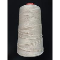 Wholesale White Color Fiberglass Insulation Flame Retardant Thread For Sewing 0.2mm Thickness from china suppliers