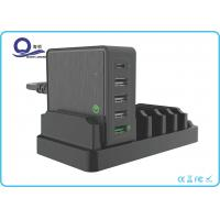 Wholesale Type C USB Desktop Charging Station with QC 3.0 Supported Quick Charger / Portable Charging Station from china suppliers