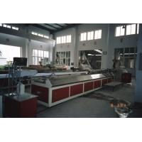 Wholesale YF240 artifical PVC marble decorate profile extrusion line making machine from china suppliers