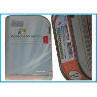 Wholesale Win Server 2008 R2 Enterprise STD ROK Standard retail box DVD COA 5 cals from china suppliers
