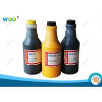Wholesale Yellow Solvent Base Inkjet Printer Ink 473ml Replacement For Citronix Printer from china suppliers