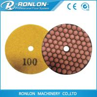Buy cheap granite polishing pads from wholesalers