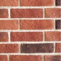 Wholesale manufactured brick veneer craft brick for wall cladding, light weight , easy installation from china suppliers