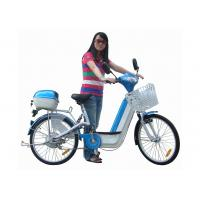 Wholesale 14'' e bike 48V 12Ah 350w brushless motor electric bike for lady Steel Frame from china suppliers