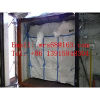 Quality 20ft PP Woven Barless Container liner for Chemical Resin / Mining for sale