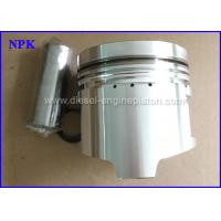 Wholesale 6207 - 31 - 2141 S6D95 Komatsu Engine Parts , Diesel Engine Piston With Pin And Clips from china suppliers