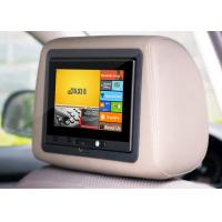 Quality 7 Inch Touch Panel Taxi Advertising Screen for sale
