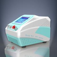 Quality Q - Switch Laser Tattoo Removal Machine 1064mm \ 532mm 8.4 Inch Color Touch Screen for sale