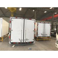 Wholesale FRP Sandwich Panels Refrigerator Box Truck Body 1.5 - 30ton For Medicine Transportation from china suppliers