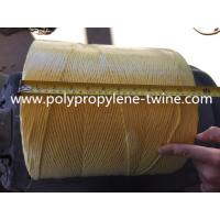 Quality Twisted Polypropylene Banana Twine Using with High Tenacity for Agrculture Packing for sale
