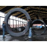 Wholesale 20CrMnMo Alloy Steel Rolled Rings Forgings Heat Treatment 6000mm OD from china suppliers