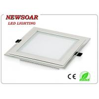 Wholesale back emitting small led glass panel ligh with high efficiency led lamp chip from china suppliers