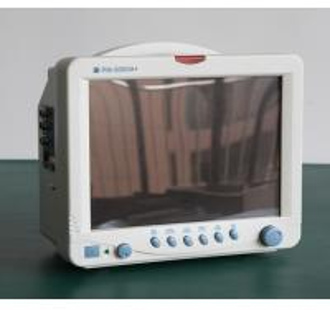 Wholesale CMS9000 Plus Veterinary Patient Monitor 6 Parameter ECG / RESP / TEMP / SpO2 / PR / NIBP from china suppliers