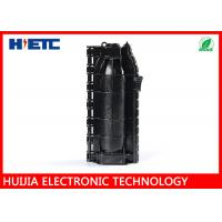 Wholesale HJ1278 Fiber Optic Closure Coaxial Cable Protection Box One Step Install from china suppliers