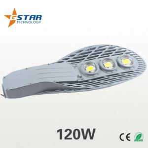 Wholesale IP65 E40 Led Street Light 120W Using Bridgelux 45mil 110-130LM , Beam Angle 140DEG from china suppliers