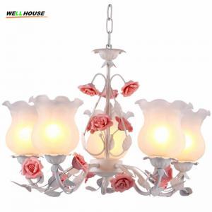 Quality Modern led chandelier for bedroom kitchen kid room led light lamparas colgantes indoor home chandelier for sale