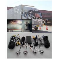Wholesale Seamless Bird View Lorry Cameras with 4 channel HD DVR And collision video, Advanced Driving Assistant System from china suppliers