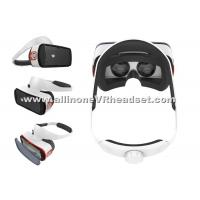 Wholesale Anti - Dazzle Lens Smartphone VR Headset , Mini Virtual Reality Gaming Headset from china suppliers
