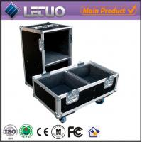 Wholesale Aluminum flight case road case transport crate case empty speaker cabinets flight case from china suppliers
