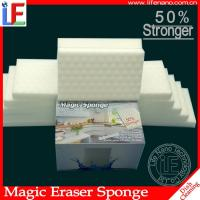 Quality Professional Parquet Melamine Dish Cleaning Melamine Sponge Eraser for sale