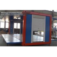 Wholesale Movable 20ft Commercial shipping container shop , mordern art design prefab house from china suppliers