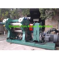 Wholesale 45Kw Three Roller Rubber Calender Machine CE EAC Certificated XY3 - 360 × 1120 from china suppliers