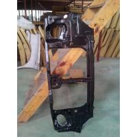 Wholesale Spare Automobile Radiator Support Frame Metal Replacement For Nissan Pick Up D23 from china suppliers