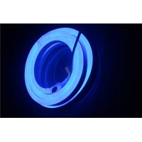 Wholesale 164ft spool 24V 14x26mm Brightest blue led neon flex ip68 2835 smd led neon from china suppliers