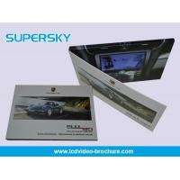 Wholesale 8O 2W Full Color LCD Video Greeting Card Supported Multi - Language from china suppliers