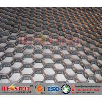 Buy cheap 304H Hexsteel, 304H Hex Mesh, 304H Hexmesh, stainless steel hex-mesh, Flexible Hex Metal from wholesalers