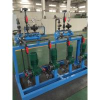 Buy cheap Sodium Hypochlorite Chemical Dosing Pump For Hazardous Chemicals Liquid from wholesalers