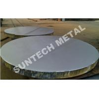 Wholesale SB265 Gr.2 / SA266 Zirconium Tantalum Clad Plate for 1-Naphthol and 1-Naphthylamine from china suppliers