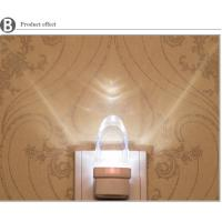 Buy cheap Decorative Plug In Baby Safe Night Light ABS Flame Retardant Material Long Life Time from wholesalers