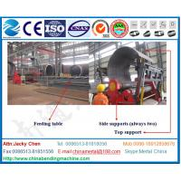 Wholesale MCLW12NC-60*3500 Hydraulic 4 Roll Plate Rolling/bending Machine with CE Standard from china suppliers