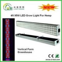 Wholesale 50-60hz Hydroponic Led Grow Lights 45 W For Garden , Environmental Friendly from china suppliers