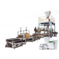 Wholesale Full Auto Open Mouth Bagging Machine , Seed / Nuts Granule Packing Machine 10-50 Kg from china suppliers
