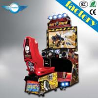 Buy cheap Raw Thrill Dirty Driving Arcade Game Machine / Arcade Machine / Simulator Racing Game Machine from wholesalers