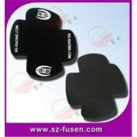 Buy cheap Custom Black Blossom Nylon Decorative Velcro Patches from wholesalers