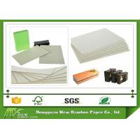 Wholesale Standard Size 1050gsm 1.70mm Gray Paperboard for Making Paper Gift Box from china suppliers