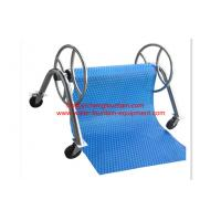 Wholesale Outdoor Above Ground Manual Roller For Swimming Pool Cover Aluminium And SS Material from china suppliers