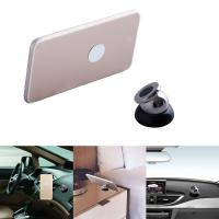 Wholesale 360 Degrees Car Cell Phone Holders Sticky Magnetic Mobile Phone Stand Holder from china suppliers