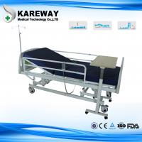 Wholesale Three Functions Electric Medical Bed With Dining Table , MOTECK Motor from china suppliers