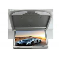 Wholesale Dual Input Roof Mount Car Dvd Player , Car Roof Mount Monitor 12.1 Inch from china suppliers