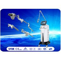 Wholesale 8.4'' Color Screen RF Fractional Laser Equipment For Skin Rejuvenation / Vaginal Tightening from china suppliers