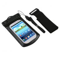 Wholesale Samsung s4 Waterproof Phone Bags With Sports Arm Band Climbing Phone Bag from china suppliers