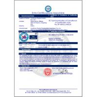Langfang Xinghe Industry Co., Ltd. Certifications