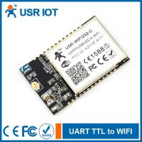 Wholesale [USR-WIFI232-Cb] SMD type TTL WIFI module,stamp hole stamp with external antenna from china suppliers